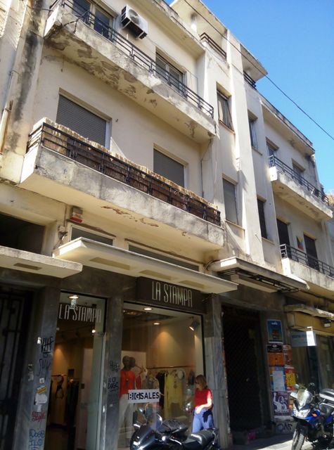 Building for sale close to Syntagma and Ermou St. in Athens, Greece