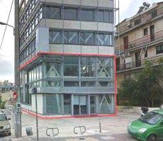 Retail unit Marathonos Avenue, Pallini