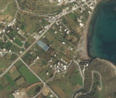 Skyros, land plot 2.150 sqm for sale