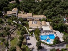 4-star hotel resort for sale on Paxos island