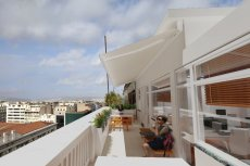 Panepistimiou Athens, 180 sqm Reconstructed Top-Floor Office for Rent